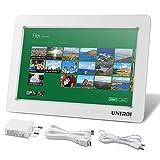 Monitor HDMI de 10.1 Pulgadas, HD Pantalla LCD 1024 * 600 con Carcasa...