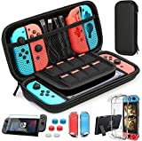 HEYSTOP Nintendo Switch Accesorio, Nintendo Switch Funda Funda de...