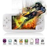 Consolas de Juegos de Mano, XinXu Handheld Game Console 4.3 Pulgadas de...