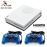 Consola de videojuegos retro,HDMI Video incorporado 600 juegos clásicos...