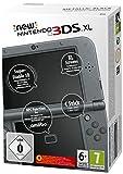 Console New Nintendo 3DS XL - métallique noir [Importación francesa]