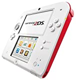 Nintendo 2DS - Consola, Color Rojo + New Super Mario Bros 2 (Preinstalado)