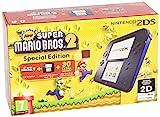 Nintendo 2DS - Consola, Color Azul + New Super Mario Bros 2 (Preinstalado)