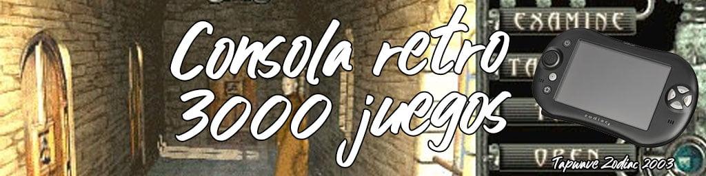 3000 juegos