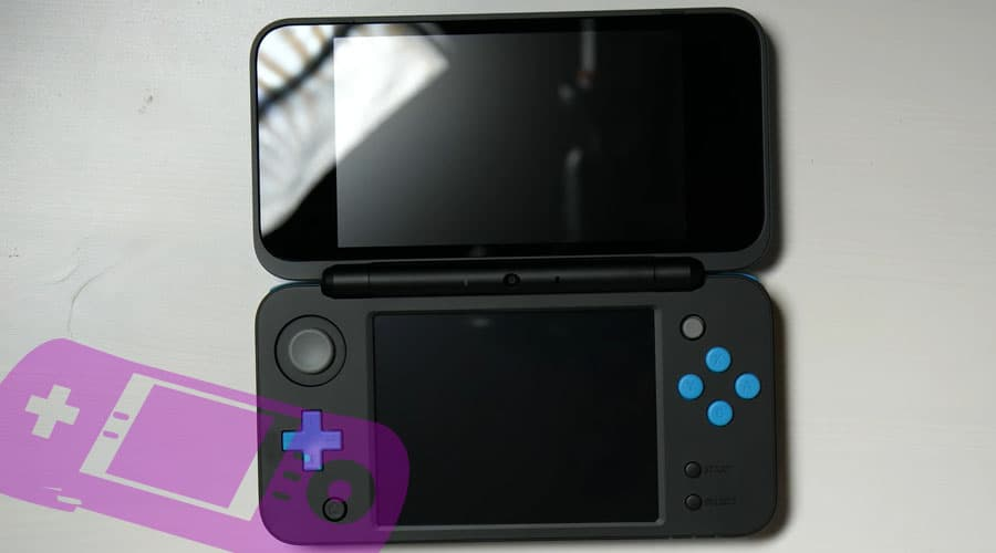nintendo 2ds xl pokemon